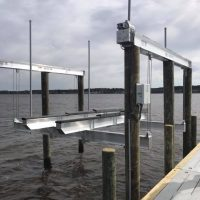 4 post boat lift prices