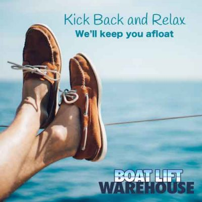 Save Time and Money with a Floating Boatlift - Boatlift Warehouse