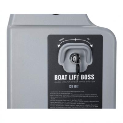 Boat Lift Boss 120V closeup
