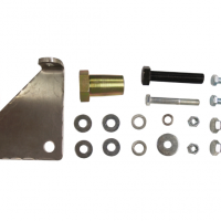 Boat Lift Boss installation kit is for use with a ShoreMaster Whisper Winch