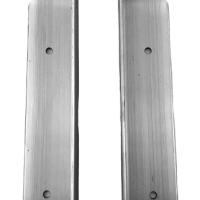 aluminum bunk bracket for 12-inch tall I-beam