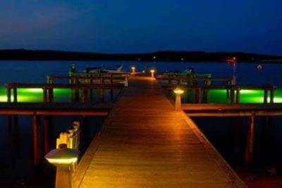 Green Monster Fishing Lights