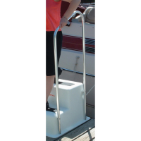 StepSafe Dock Steps Aluminum Hand Railing