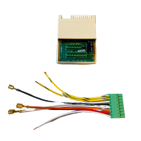 TEC Remote Receiver Board
