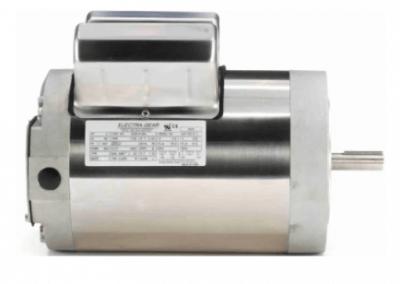 Leeson Stainless Steel 2 hp motor